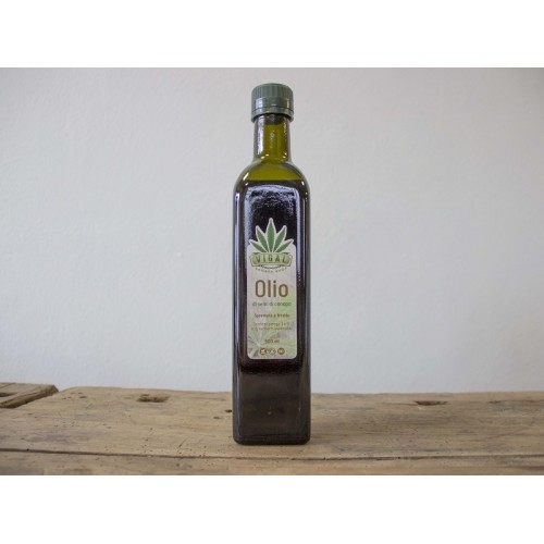 Olio di semi di Canapa 250 ml