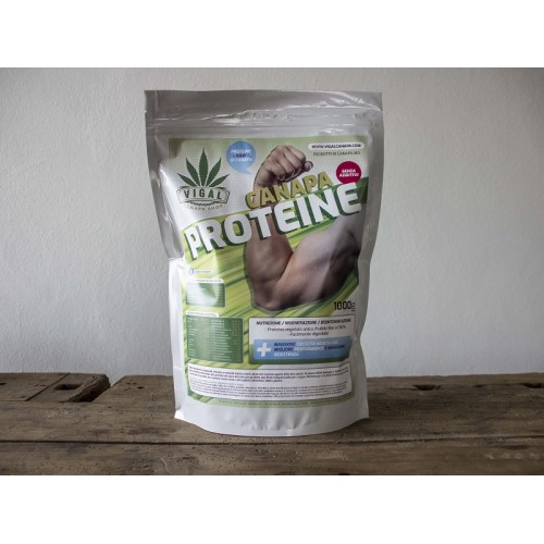 Proteine Canapa Vigal 1000g